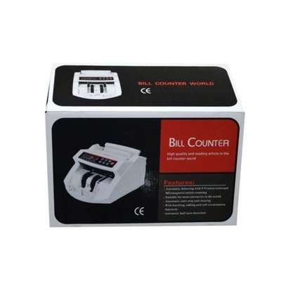 Currency Money Bill Counter with Counterfeit Detection Feature BL-2108 image 1