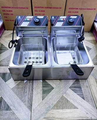 Electric Deep Fryer image 3