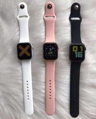 X6 Smart Watch Bracelet Heart Rate Blood Pressure Fitness Waterproof Bracelet image 2