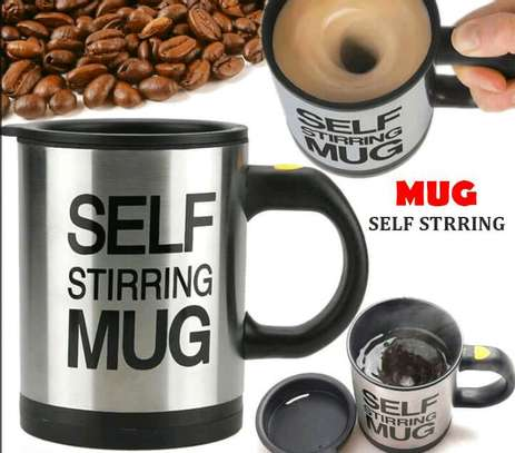 Self stirring mug image 1