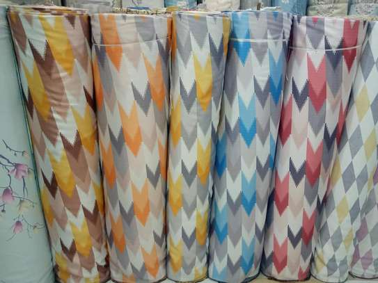 100% Polyester Textile Fabric Curtains And Sheers image 6