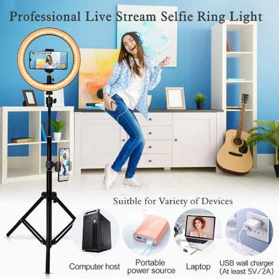 Ring lights with stand