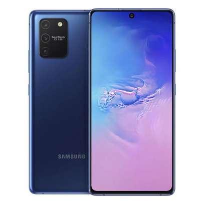 """Samsung Galaxy S10 Lite, 6.7"""", 128GB + 6GB (Dual SIM), Blue image 1"""