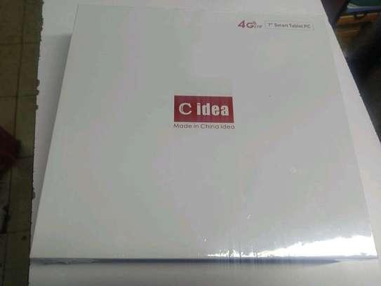 Cidea, CM488 7inch, Dual SIM, 2GB, 16GB, Wi-Fi, 4G LTE (Black) image 1