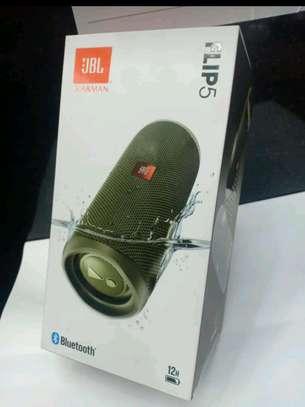Portable Bold sound.Waterproof  Bluetooth JBL Flip 5. image 1