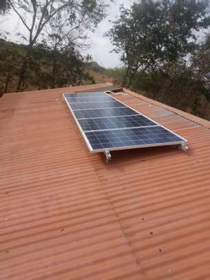 2000W off-grid PV solar home system ( purely solar in your home) image 4