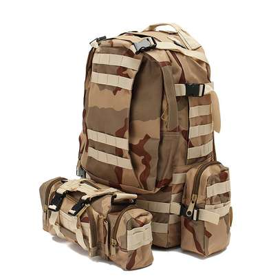 Military Bag 55L-Tactical Bag/Trekking/hiking/camping/Traveling bag image 4