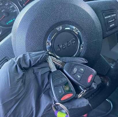 car keys image 1