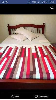 Pure cotton bedsheets image 2