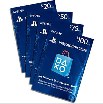 PSN Cards (Digital Delivery) image 1