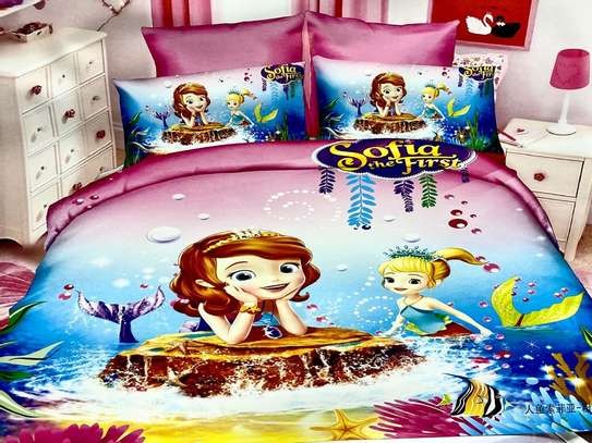 cartoon themed duvets Sofia the first image 1