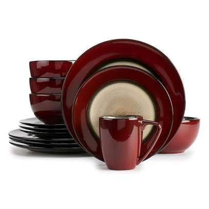 *24 Piece Ceramic Dinner set image 3