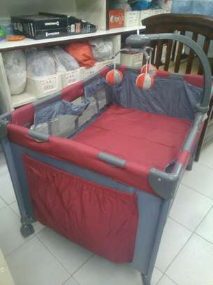 2in 1 Baby cot