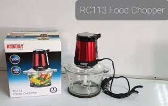 RC 113 FOOD CHOPPER image 2