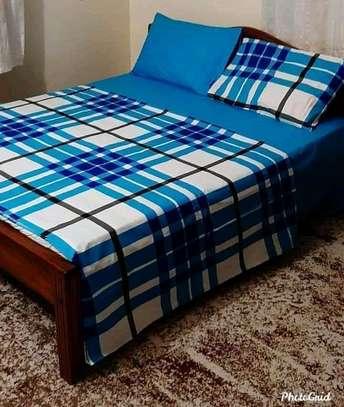 Pure cotton bedsheets image 1