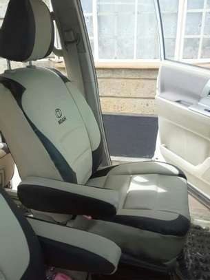 Clear Car Seat Covers image 3