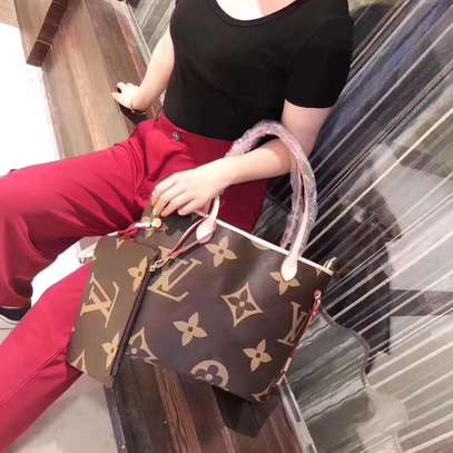 LV 2 In 1 TOTE Bags.