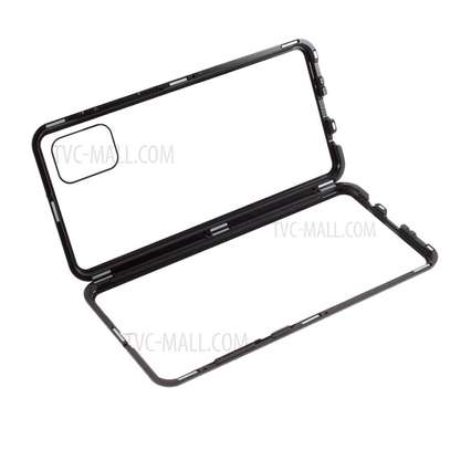 Magnetic Double-sided 360 Full Protection Glass Case for Samsung A71  A51 image 6