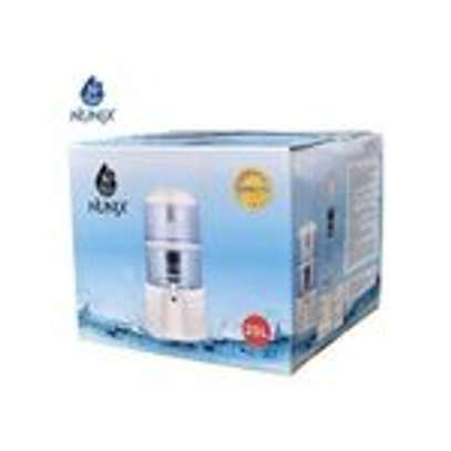 Nunix Water Purifier With Dispensing Tap - 20 Litres - White image 1