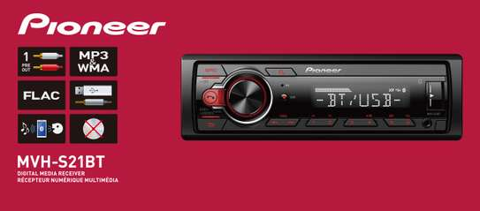 PIONEER CAR RADIO image 1