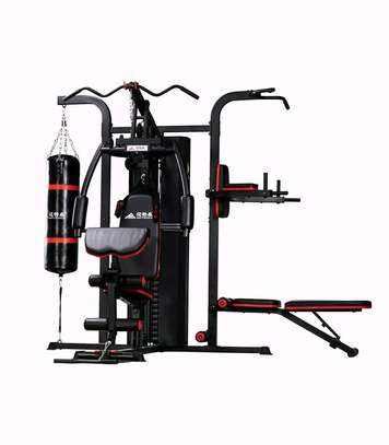Multi gym/Integrated  three station trainer/Homegym image 1