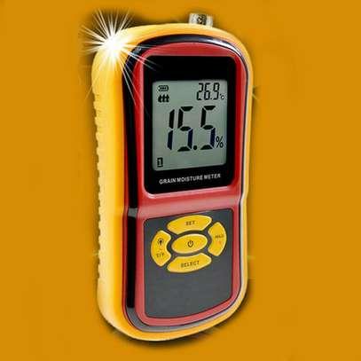 Digital Rice Corn Paddy Wheat Grain Moisture Humidity Meter Tester Gauge image 6
