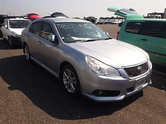 Subaru Legacy B4 2013 image 1