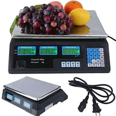 digital Commercial Electric Scale image 1