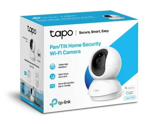 TP LINK Tapo C200 Pan/Tilt Home Security Wi-Fi Camera image 1