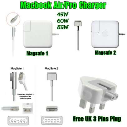 45W 60W 85W Apple Magsafe 1/2 Charger Adapter For Macbook Air/Pro Early Mid Late