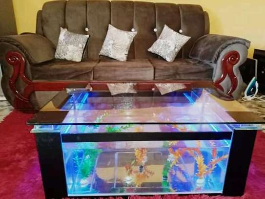 Coffee Table Aquariums. image 12