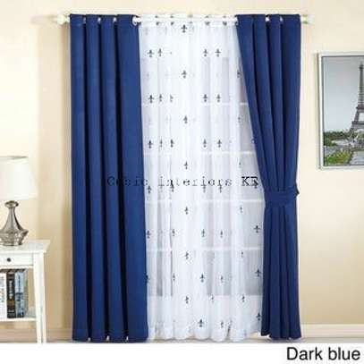 Beautiful curtains and sheers image 12