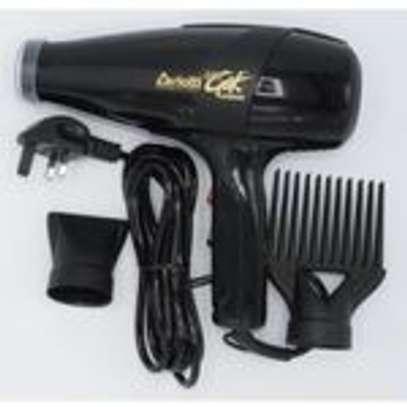 Ceriotti Commercial Grade -Super GEK 3800 Hairdryer/Blow Dryer Black