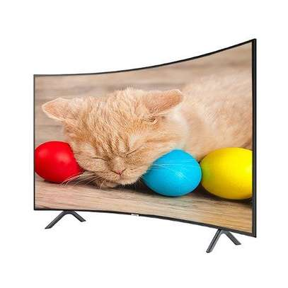 Vision 43 inch smart Curved Android TV image 1