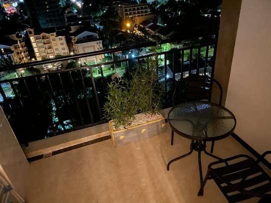 Furnished 1 bedroom apartment for rent in Kilimani image 6