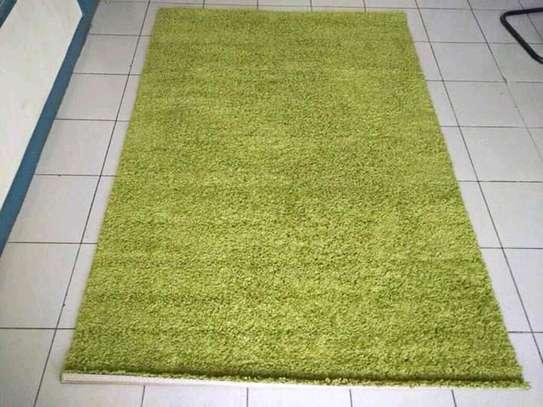 Soft Shaggy carpets image 4