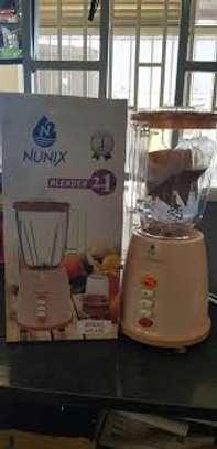Nunix 2 in 1 blender image 1