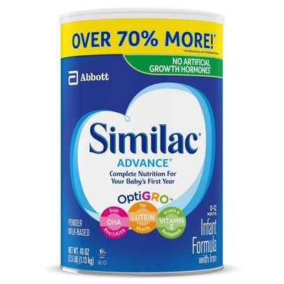 Similac Advance Infant Fomula 40oz image 1