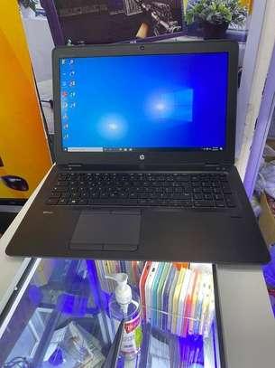 HP ZBook 15u G3 image 1