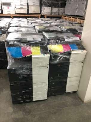 Konica Minolta Bizhub C224, C284, C364, C454 Multifunction Printer image 1