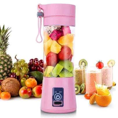 Portable rechargeable blender image 1