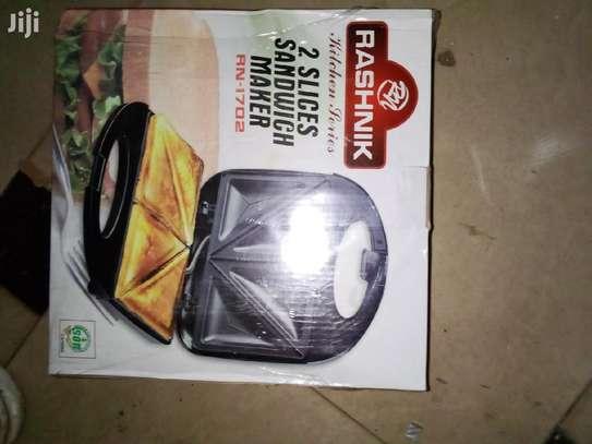 2 Slices Sandwich Maker Sendcom Kenya image 2