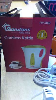 RAMTONS ELECTRIC KETTLE image 1