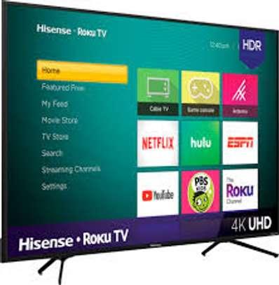 Hisense 75 Inch 4K Ultra HD Smart LED TV 75B7500UW