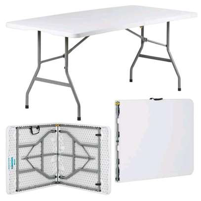 Foldable tables available for sale image 1