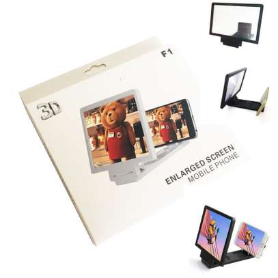 3D Enlarged Screen Mobile Phone image 5