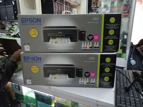 L382 EPSON PRINTER with USB port image 3