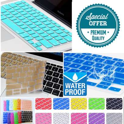 Macbook Silicone Keyboard Protector Cover Pro Air Retina 13 15 17 Wireless imac