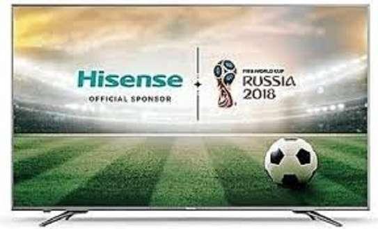 Hisense 50 Inch Smart 4k Ultra HD TV image 1