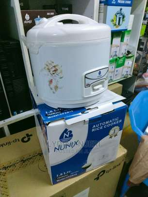 Nunix Rice Cooker Power 700w Brand New image 1